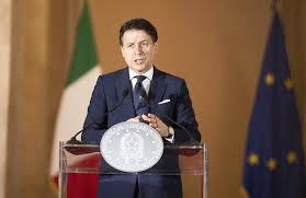 Conte ha presentato il Decreto-legge 16 maggio 2020, n. 33 e in ...