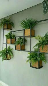 vertical wall planter flower pot