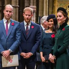 Prince William and Prince Harry to Officially Split Courts