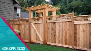 Must Watch 50 Wood Fence Ideas You Ll Love Youtube