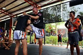 the best muay thai cs in thailand
