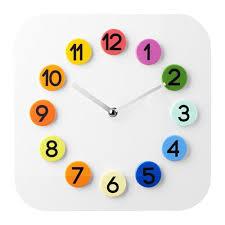 Mobel Einrichtungsideen Fur Dein Zuhause Wall Clock Ikea Ikea Clock Clock Wall Decor