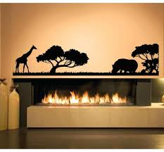 Africa Wall Decal Vinyl Stickers African Wild Pride Animals Etsy