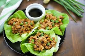 best ever en lettuce wraps recipe