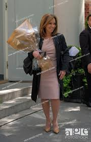 News anchor Rosanna Scotto leaves a building in New York Featuring: Rosanna  Scotto Where: Manhattan, Stock Photo, Picture And Rights Managed Image.  Pic. WEN-WENN31427966 | agefotostock