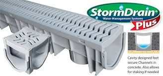 stormdrain plus surface water drainage
