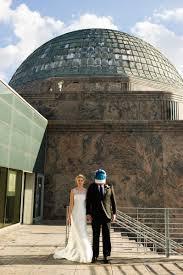 adler planetarium wedding becky and