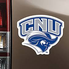 Christopher Newport University License Plate Frames Car Decals And Stickers