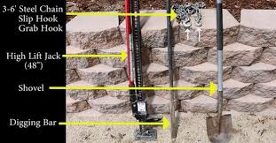 How To Remove A Fence Post And Concrete Footing The Easy Way