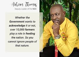 Adrian Thomas, Deputy Leader, shared the... - National Democratic ...