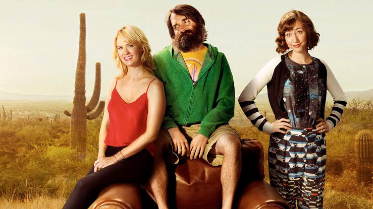 The Last Man on Earth izle