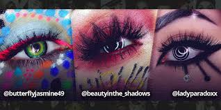 festival makeup easy simple glitter trends
