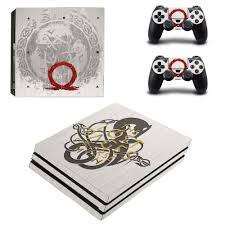 God Of War Limited Edition Stickers For Ps4 Ps4 Slim Ps4 Pro Console And Controller Cover Skin Vinly Decals Skins Stickers Aliexpress
