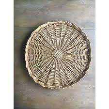 choice of large vintage wicker rattan