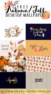 8 free autumn fall desktop wallpapers