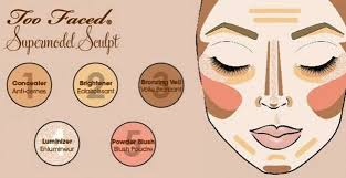 contour makeup for beginners