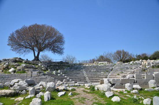 """sığacık teos antik kent ile ilgili görsel sonucu"""""""