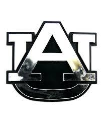 Auburn Car Decal Main Tigers Tiger Stickers Team Sutanrajaamurang