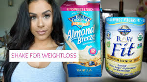 protein shake for weight loss you