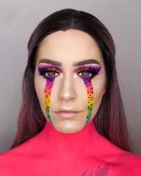 pride makeup look ideas from insram