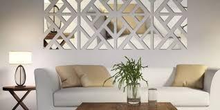 mirror wall decor in decors