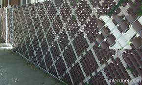 Chain Link Fence Stylish Privacy Slats Picture Interunet
