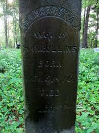 Margaret Adeline Reed Collins (1840-1891) - Find A Grave Memorial