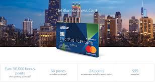 bonus for the jetblue business card
