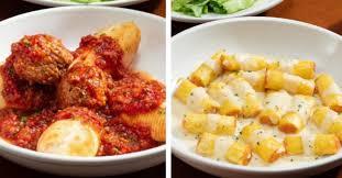 never ending stuffed pasta