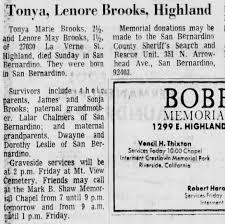 Tonya and Lenore Brooks Death - Newspapers.com