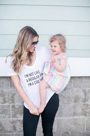 Mommy Chick Monday: Abigail from The Chic Mamas | Baby Chick