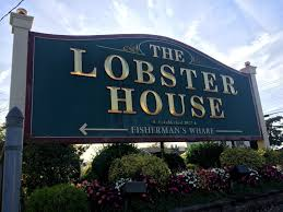 Dockside Lunch at The Lobster House ...