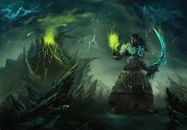 night elf warrior wallpapers in hd