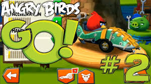 Angry Birds Go! Let's Play #2 - In App Purchases and Shoomerang ...