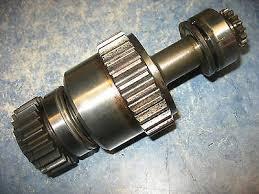 gear shaft 1979 honda cb750k cb750 four