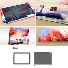 skin decal sticker for ms surface go