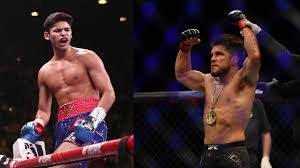 La pelea de la historia?: Ryan García desafía a Henry Cejudo a verse en  Boxeo y UFC - El Intra Sports