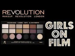 makeup revolution usa salvation palette