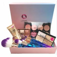 free technic beauty bronzing makeup box