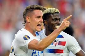 Aaron Long Named to Gold Cup Best XI | New York Red Bulls
