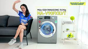Trải nghiệm và đánh giá Máy Giặt PANASONIC 9.0 Kg NA-V90FX1LVT ...