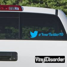 Pin On Social Decals