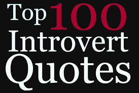 top introvert quotes introvert spring