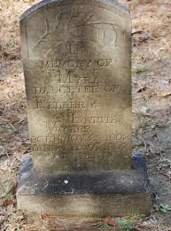 Myra Myers (1902-1902) - Find A Grave Memorial