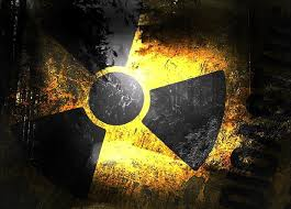 hd wallpaper biohazard logo sci fi