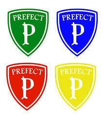 Harry Potter Prefect Badge Vinyl Decal In House Colors For Phone Car Ftw Custom Vinyl