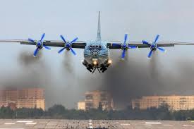 Accidente Antonov 12 Silkway Airlines |