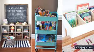 30 Diy Organizing Ideas For Kids Rooms
