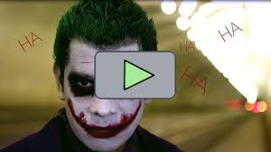 joker makeup tutorial für cosplay