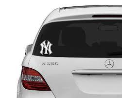 New York Yankees Buy 2 Get 1 Free Sticker Car Window Decals Etsy